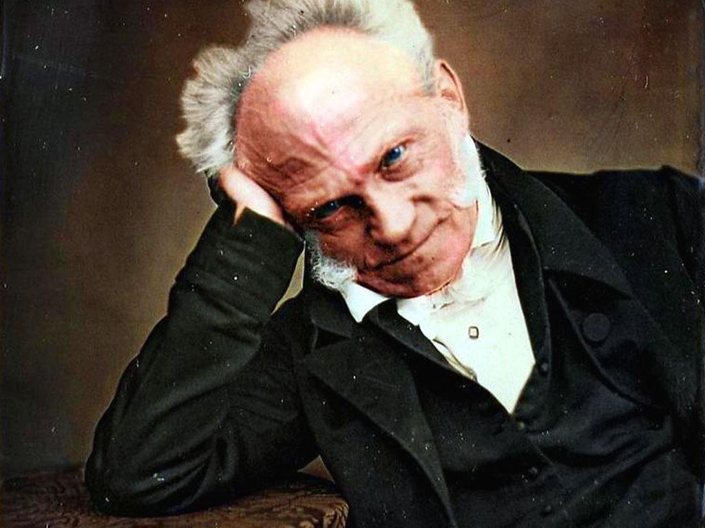 Αποτέλεσμα εικόνας για schopenhauer