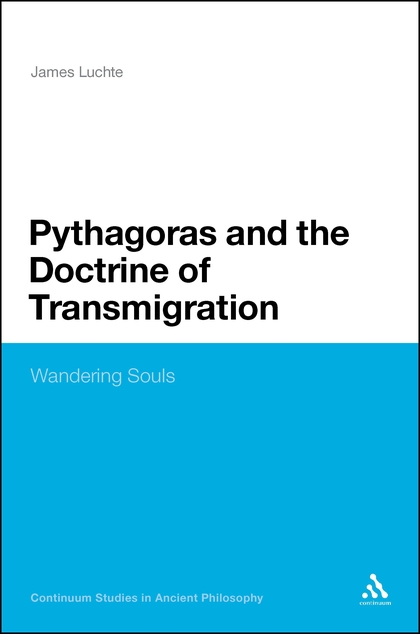 Pythagoras and the Doctrine of Transmigration