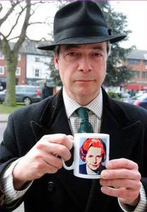 Farage is Thatcher