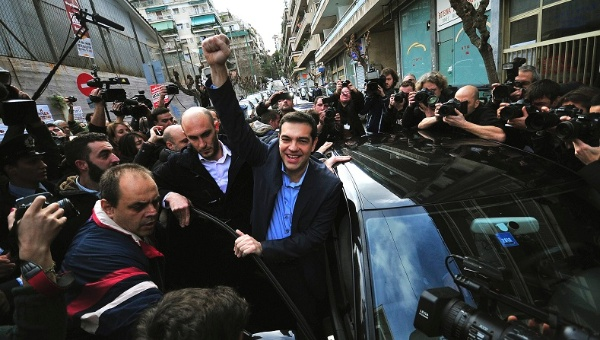 Syriza Wins Greek Elections