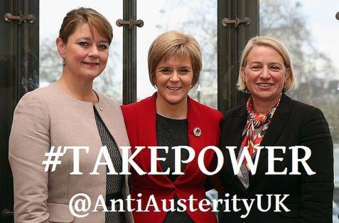 Take Power @AntiAusterityUK