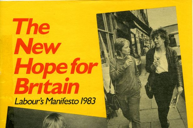 labour 1983