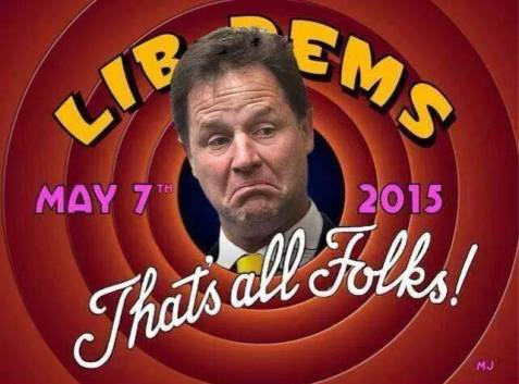 Libdems looney tunes