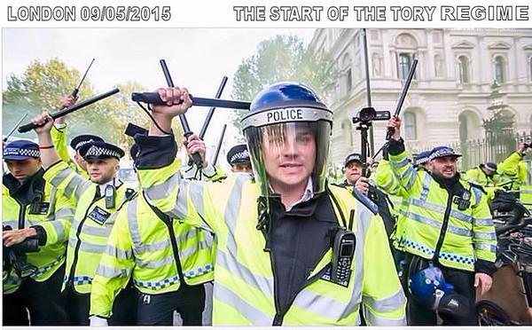 Tory Regime