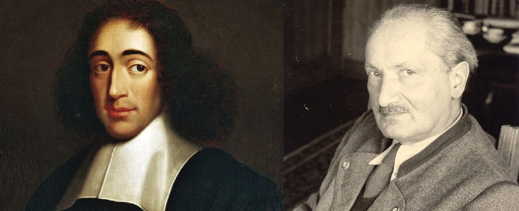 Of Freedom: Heidegger and Spinoza